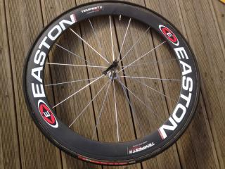 Roues carbone EASTON Tempest 2 occasion