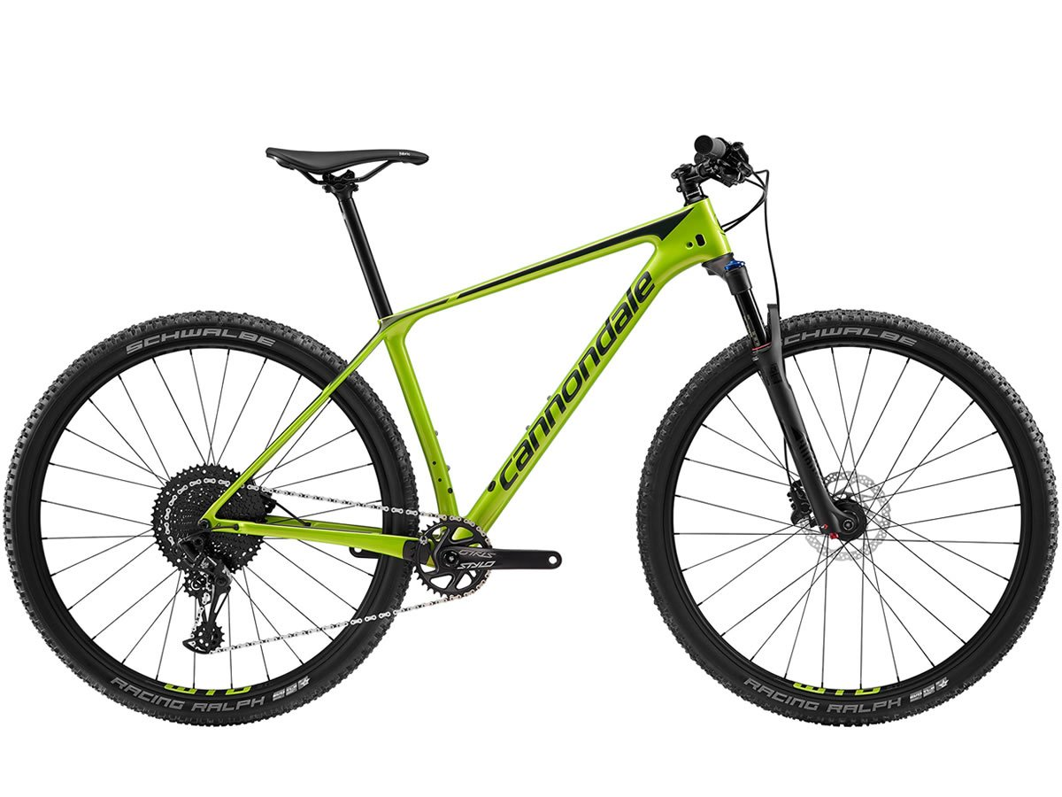 VTT semi-rigide CANNONDALE FSI Carbon 5 2019