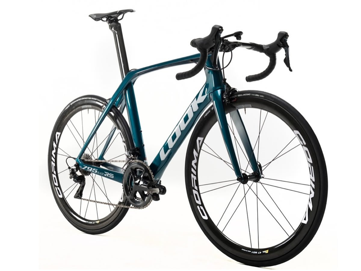 Vélo route carbone LOOK 795 BLADE RS