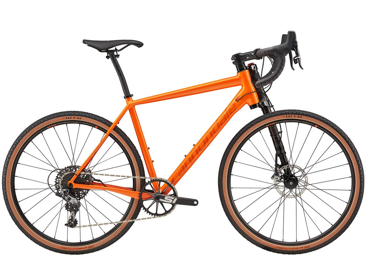 Vélo gravel aluminium CANNONDALE Slate Force 1 2018
