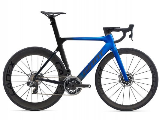 GIANT Propel Advanced SL Disc Electric Blue 2020