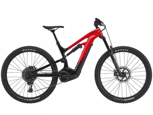 VÉLO CANNONDALE Moterra 2 Acid Red 2020