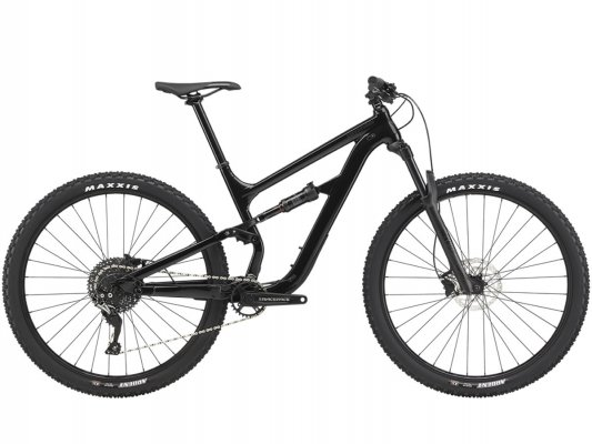 VTT CANNONDALE Habit 6 Black 2020