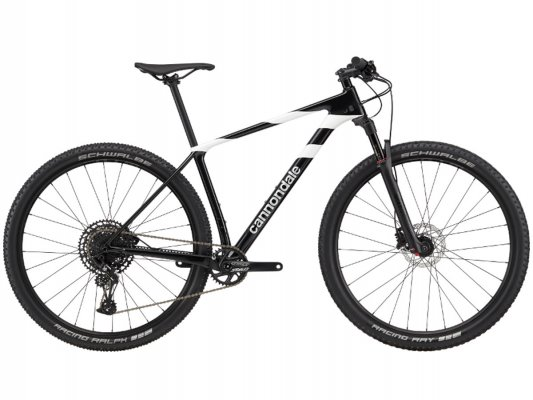 VTT CANNONDALE F-Si Carbon 5 Black 2020