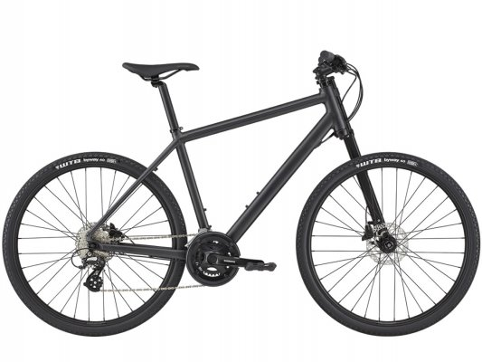Vélo urbain CANNONDALE Bad Boy 3 Matte Black 2020
