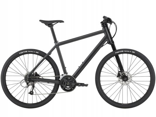 Vélo urbain CANNONDALE Bad Boy 2 Matte Black 2020