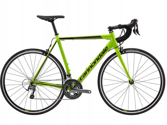 CANNONDALE CAAD Optimo Tiagra GRN 2019