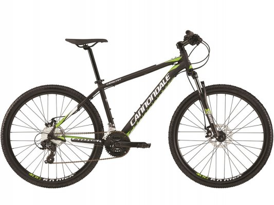VTT aluminium CANNONDALE Catalyst 3 Team 2018